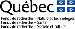 Logo Fonds de recherche du Québec