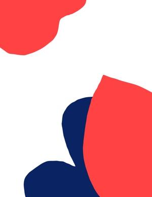 An abstract Érudit illustration